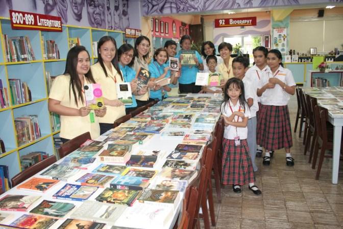 CSA Makati's GS Library.